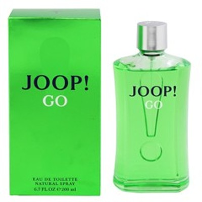 【香水 ジョープ】JOOP ジョープ ゴー EDT・SP 200ml 香水 フレグランス JOOP! GO