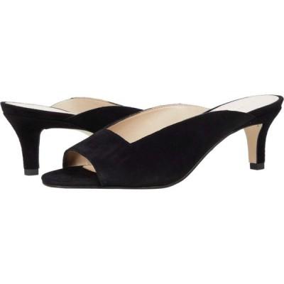 ペレ モーダ Pelle Moda レディース サンダル・ミュール シューズ・靴 Blake Black