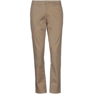 カーハート CARHARTT パンツ サンド 31W-32L コットン 89% / エラストマルチエステル 9% / ポリウレタン 2% パンツ