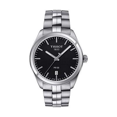 Tissot PR100 T101.410.11.051.00 Mens Wristwatch 並行輸入品