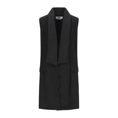 MSGM コート  レディースファッション  コート  その他コート ブラック
