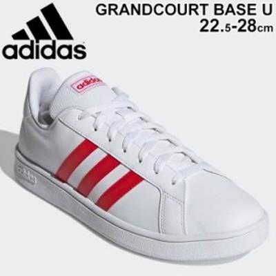 スニーカー メンズ レディース コートスタイル シューズ アディダス adidas グランドコートベース GRANDCOURT BASE U/スポーティ ローカ