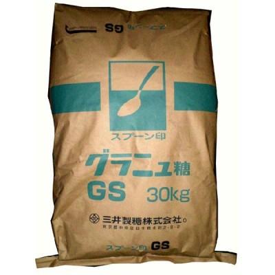 スプーン印グラニュー糖 30kg