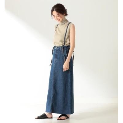 【ビームス ウィメン/BEAMS WOMEN】 upper hights / THE LAUREEN サロペット スカート
