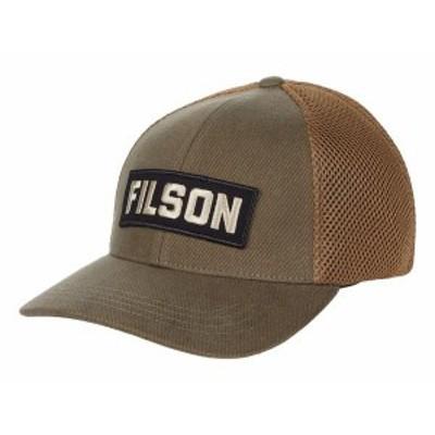 フィルソン メンズ 帽子 アクセサリー Mesh Logger Cap Olive