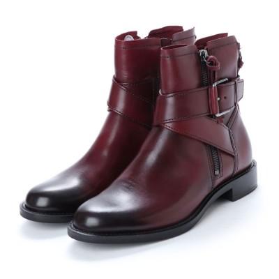 エコー ECCO Shape 25 Buckle Boot (BORDEAUX)