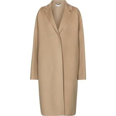 ステラ マッカートニー Stella McCartney レディース コート アウター wool coat Camel