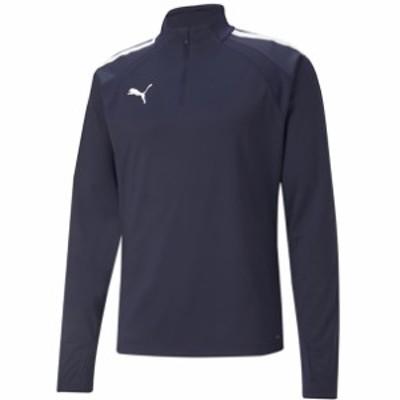 TEAMLIGA 25 1/4 ジップトップ PUMA プーマ トレーニングシャツ (657492)