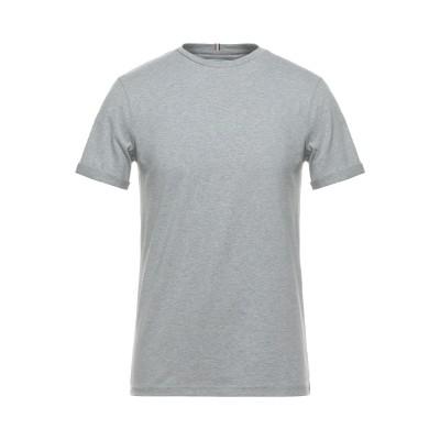 LES DEUX T シャツ グレー S コットン 100% T シャツ