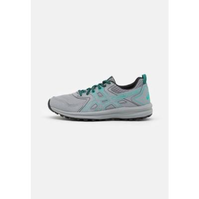 ウニサ レディース スポーツ用品 SCOUT - Trail running shoes - sheet rock/baltic jewel