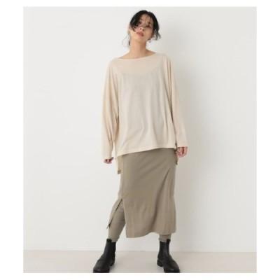 tシャツ Tシャツ loose long t shirt(ルーズロングTシャツ)