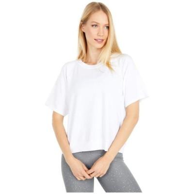 ビヨンドヨガ レディース パーカー・スウェット アウター Solid Choice Short Sleeve Pullover
