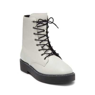 シュッツ レディース ブーツ&レインブーツ シューズ Mckenzie Leather Combat Boot PEARL