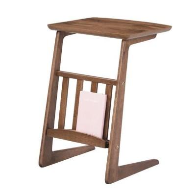 IZ47551S★Tomte トムテ サイドテーブル 天然木 ウォールナット リビングテーブル ナチュラル 北欧 スタイル シンプル