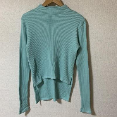 STORICO ストリコ 長袖 ニット、セーター Knit, Sweater フィッシュテールニット 10010242