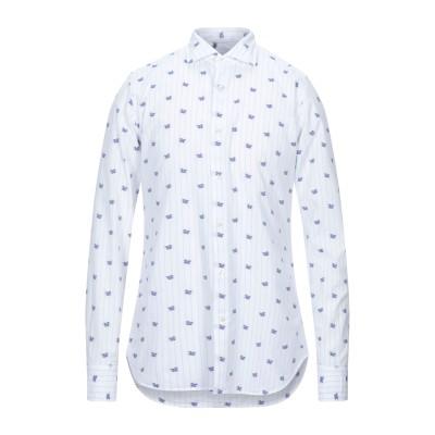 ローダ RODA シャツ ホワイト 40 コットン 100% シャツ