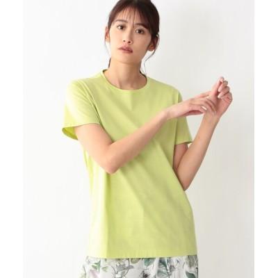 SANYO SELECT / ハイトシャインクルーネックTシャツ WOMEN トップス > Tシャツ/カットソー