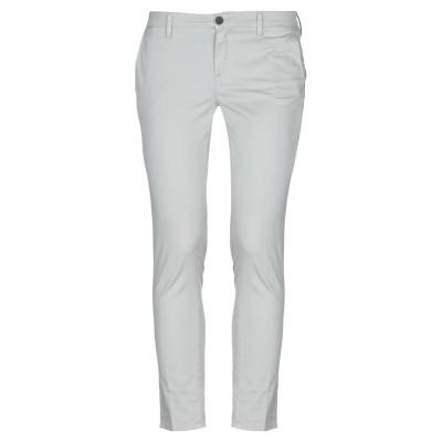 IANUX #THINKCOLORED パンツ グレー 28 コットン 96% / ポリウレタン 4% パンツ