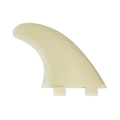サーフィン フィン マリンスポーツ 1168-165-00-R FCS M7 Natural Glass Flex Tri Set Fin Large Larg