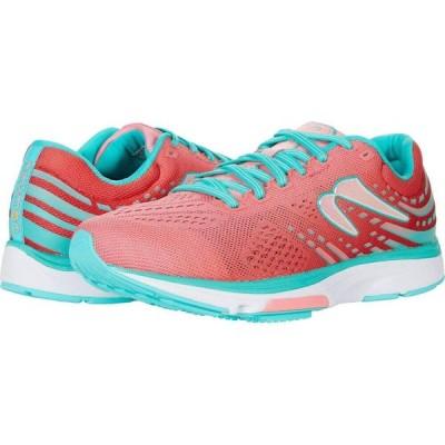 ニュートンランニング Newton Running レディース ランニング・ウォーキング シューズ・靴 Kismet 7 Coral/Mint