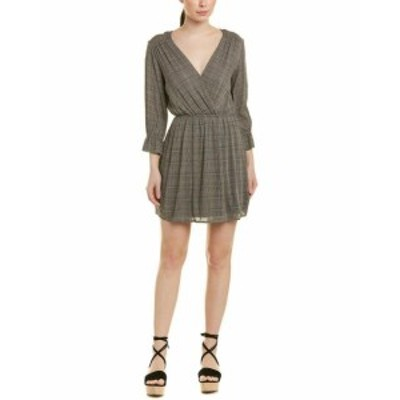 Shift  ファッション ドレス Emory Park Surplice Shift Dress S