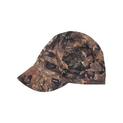 """Lapco Lap CC-7 1/8 6-Panel Welder's Caps, 100% Cotton, 7 1/8"""", Camo"""