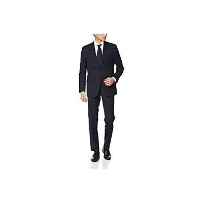 [ヒロココシノ オム コレクション] スーツ 【吸水速乾+軽量メッシュ】SUMMERTECブルーストライプスーツ メンズ 4109200224 ブルー