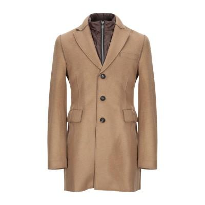 メイソンズ MASON'S コート キャメル 44 アクリル 54% / バージンウール 24% / ポリエステル 22% コート