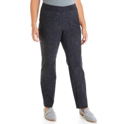 ザ・リミティッド レディース カジュアルパンツ ボトムス Plus Size Skinny Printed Pants