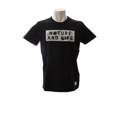 Tシャツ メンズ 40/2 GRAPHIC 半袖Tシャツ N&L 863EK8HD5790 NVY