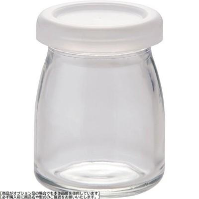 【納期目安:1週間】天満紙器 PMLD101 ミルクボトル 90cc 蓋付(5個入) (GA001)