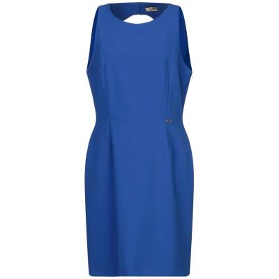 リュー ジョー LIU •JO ミニワンピース&ドレス ブルー 38 ポリエステル 88% / ポリウレタン 12% ミニワンピース&ドレス