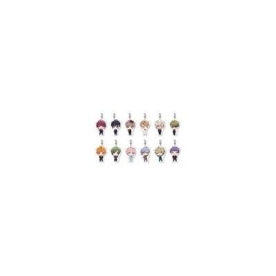 新品キーホルダー・マスコット(キャラクター)【ボックス】A3!(エースリー) カラコレチャーム A 第3弾