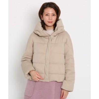 AG by aquagirl(エージー バイ アクアガール)【GISELe12月号掲載】中綿フーデットショートジャケット