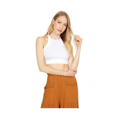 Free People フリーピープル レディース 女性用 ファッション トップス シャツ Catch Up Brami - Optic White