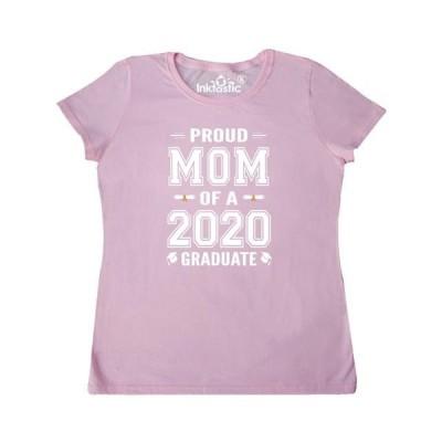 レディース 衣類 トップス Class Of 2020 Proud Mom Graduate Women's T-Shirt Tシャツ