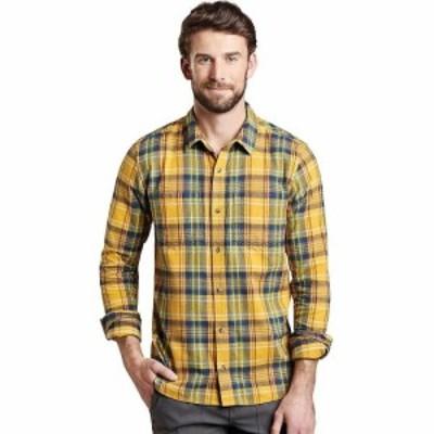 トードアンドコー Toad and Co メンズ シャツ トップス Flannagan LS Shirt Golden Hour