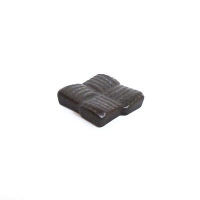 箸置き 黒 帯組み おしゃれ 和食器 業務用 美濃焼 m56430050