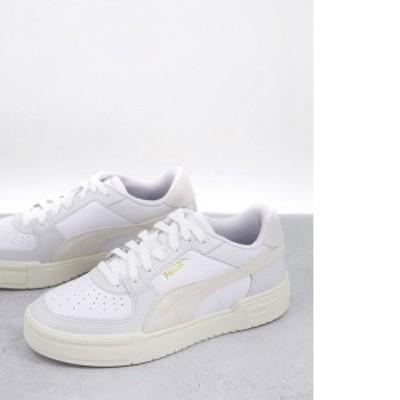 プーマ メンズ スニーカー シューズ Puma CA Pro sneakers in pastel gray - Exclusive to ASOS Nimbus cloud whisper