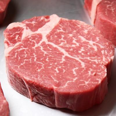 【究極の希少部位】豊西牛シャトーブリアンステーキ用 130g トヨニシファーム 冷凍 国産牛 北海道帯広産 赤身肉