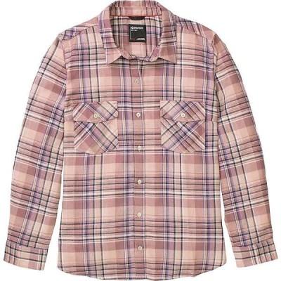 マーモット レディース シャツ トップス Marmot Women's Bridget Midweight LS Flannel Shirt - Plus
