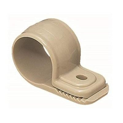 未来工業 ワニグチ片サドル 兼用タイプ 適合径41.5~47mm ベージュ 20個価格 KTK-36J