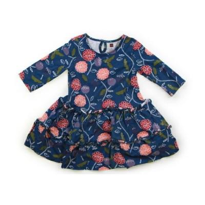 ティー Tea/TeaCollction ワンピース 95サイズ 女の子 子供服 ベビー服 キッズ