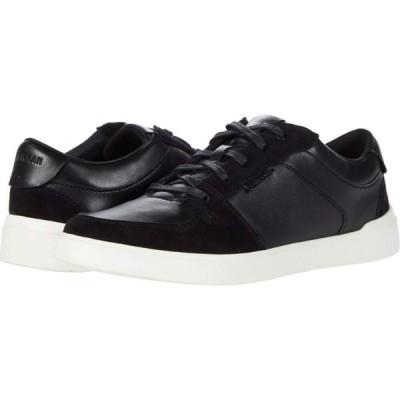 コールハーン Cole Haan レディース スニーカー シューズ・靴 GC Modern Tennis Sneaker Black Leather/Suede