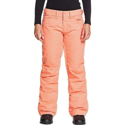ロキシー Roxy レディース スキー・スノーボード ボトムス・パンツ Backyard Pant Fusion Coral