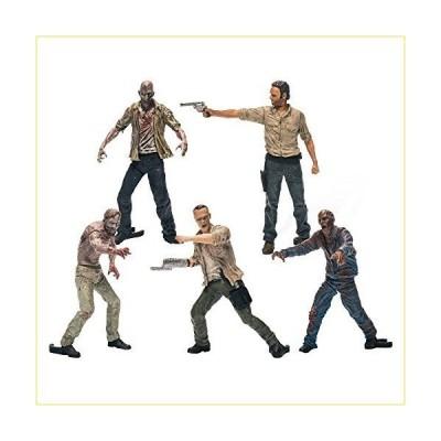 Walking Dead Tv Building Set 5 Figure Pa [並行輸入品]