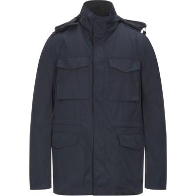 セブンティ SEVENTY SERGIO TEGON メンズ ジャケット アウター Full-Length Jacket Dark blue