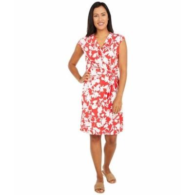トッミーバハマ ワンピース トップス レディース Sunset Vista Dress Boomerang Red