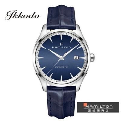 ハミルトン HAMILTON ジャズマスター ジェント Jazzmaster Gent クォーツ 5気圧防水 日本国内正規品 腕時計 2年保証 H32451641