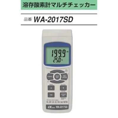 FUSO WA-2017SD SDカード付 溶存酸素計マルチチェッカー